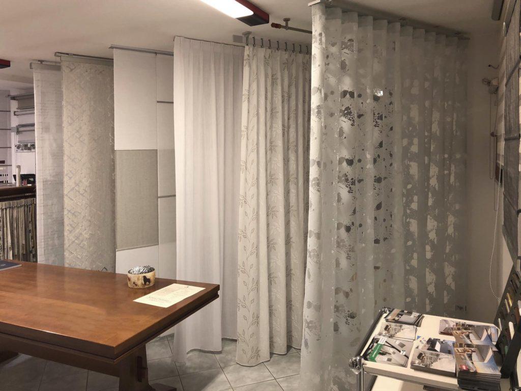 Tende Per Interni Udine rendere una stanza più grande con le tende - tendaggi di