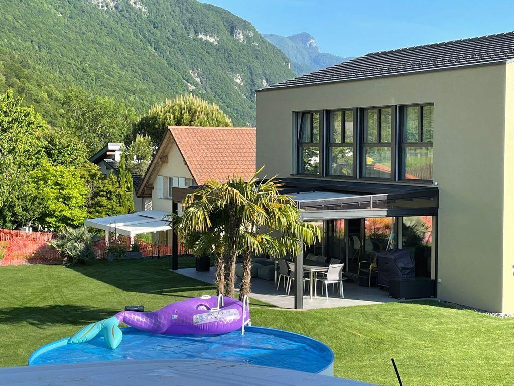 Med Quadra in Svizzera